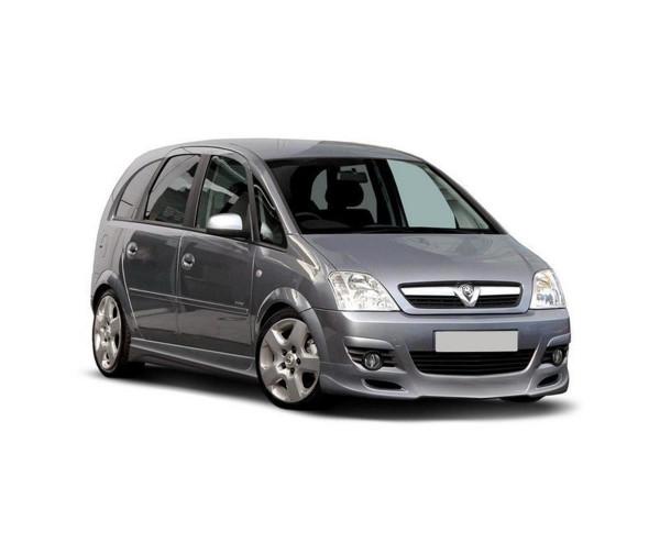 Frontansatz Passend Für Opel Meriva (after Facelif)
