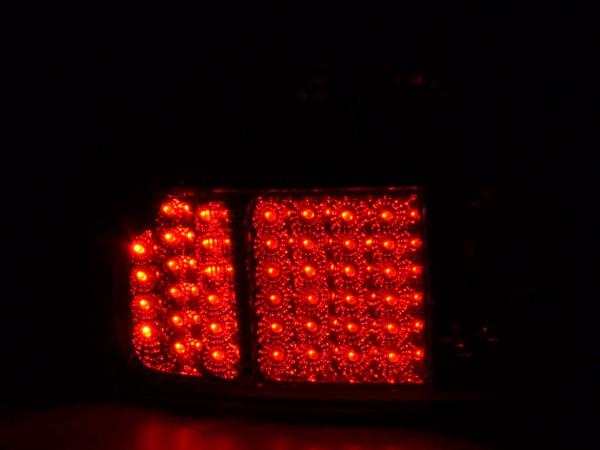 Led Rückleuchten Audi A4 Limousine Typ 8E Bj. 01-04 klar/rot
