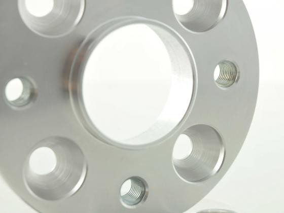 Spurverbreiterung Distanzscheibe System B+ 40 mm Opel Astra F