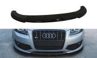 Front Ansatz Passend Für Audi S3 8P Carbon Look