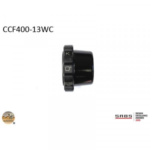 "Kaoko Gasgriff-Arretierung ""Drive Control"" für BMW R1250GS / R1200GS LC/Adventure, F750GS & F850 GS"