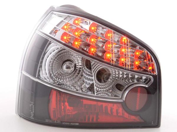 LED Rückleuchten Set Audi A3 Typ 8L 96-02 schwarz
