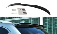 Spoiler CAP Passend Für Mazda 6 GJ (Mk3) Wagon Schwarz Matt