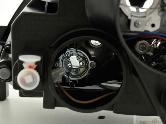 Verschleißteile Scheinwerfer rechts Citroen Xsara (Typ N7) Bj. 00-05