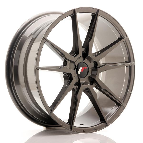 JR Wheels JR21 19x8,5 ET20-43 5H Blank Red