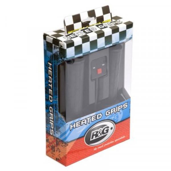 R&G Racing Heizgriffe für ATV (Daumen Gas) für 22mm Lenker
