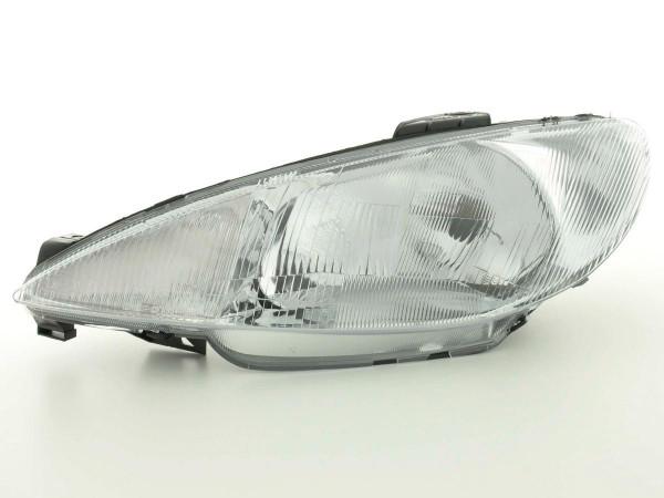 Verschleißteile Scheinwerfer links Peugeot 206 98-03