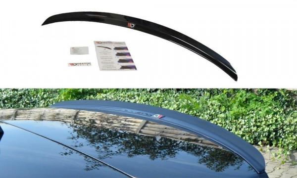 Spoiler CAP Passend Für Lexus NX Preface/Facelift Schwarz Hochglanz