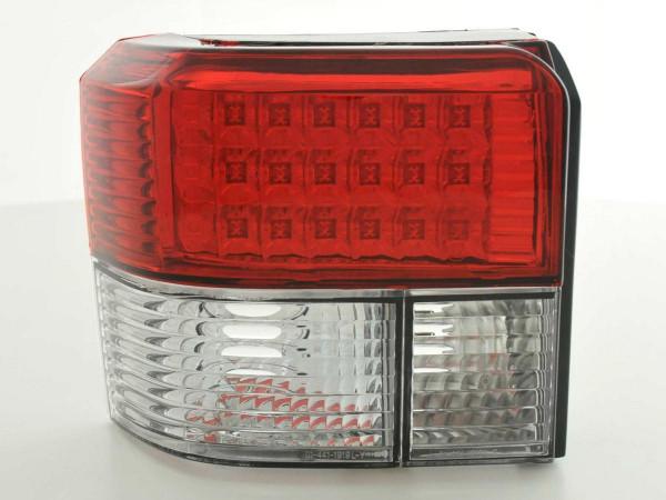 LED Rückleuchten Set VW Bus T4 Typ 70... 91-04 rot/weiß