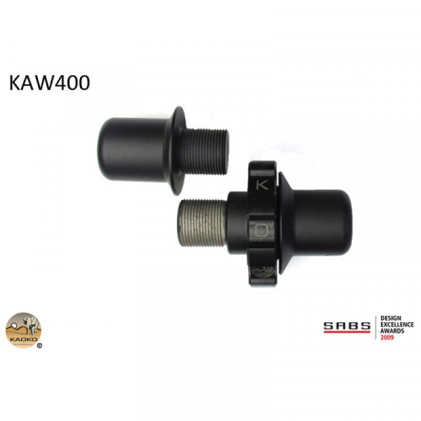 "Kaoko Gasgriff-Arretierung ""Drive Control"" für Kawasaki Modelle"