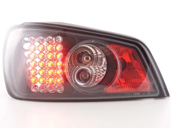 LED Rückleuchten Set Peugeot 306 3/5 trg. Bj. 97-00 schwarz