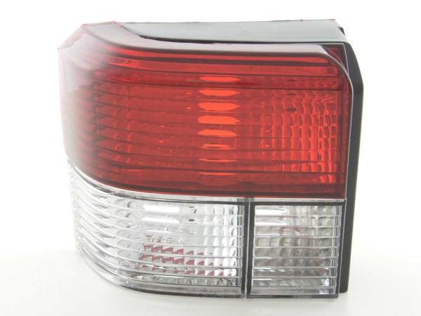 Rückleuchten Set VW Bus T4 Typ 70... 91-04 klar/rot