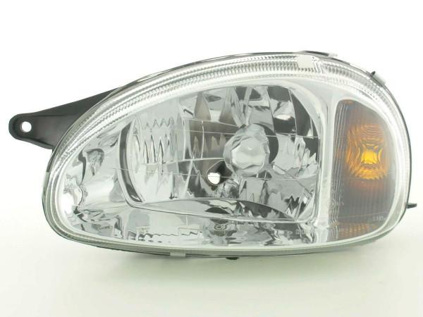 Verschleißteile Scheinwerfer links Opel Corsa B 99-00