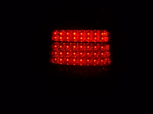 Led Rückleuchten Opel Vectra C Bj. 02-08 schwarz/rot