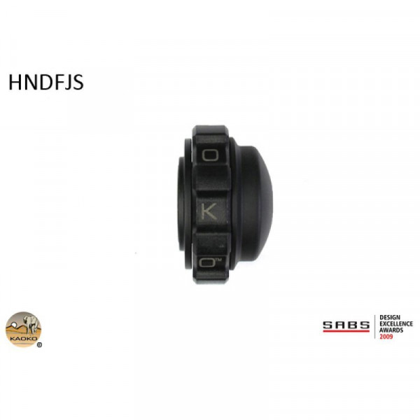 "Kaoko Gasgriff-Arretierung ""Drive Control"" für HONDA Silverwing 600CC Scooter"