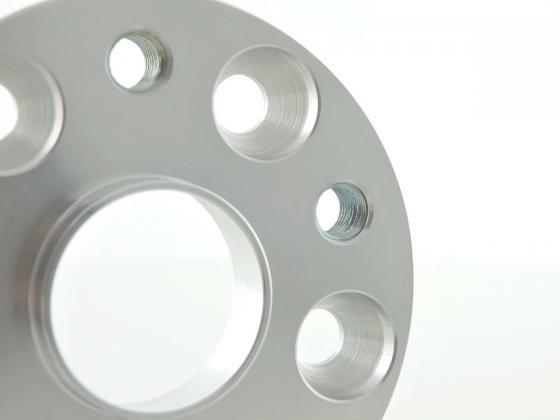 Spurverbreiterung Distanzscheibe System B+ 50 mm Audi TT (8N)
