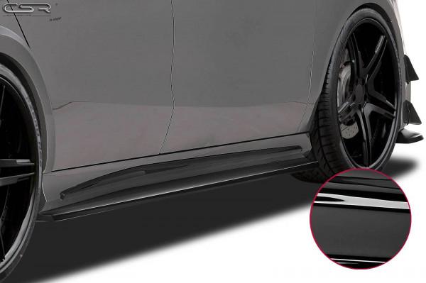 Seitenschweller für Mercedes Benz CLA C117 X117 SS448-G