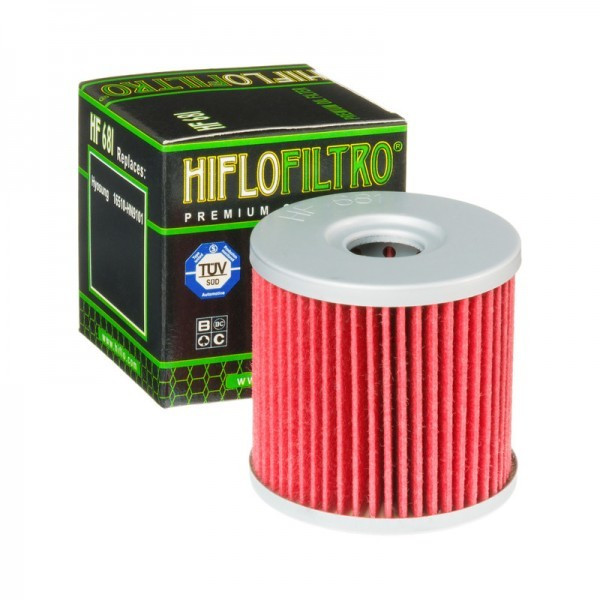Hiflo Ölfilter HF681 =COF581