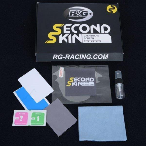 R&G Dashboard Displayschutzfolie Yamaha WR 250 F '06- / WR 450 F '07-