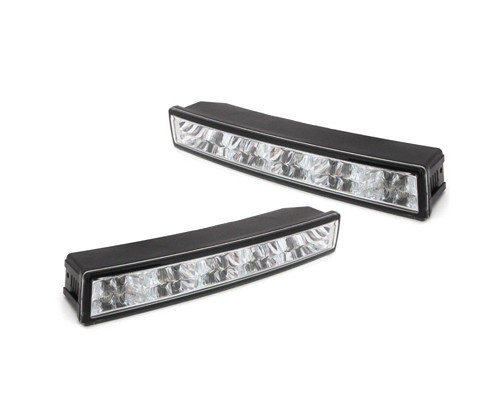 LITEC LED Tagfahrlicht mit 20 LED LxHxT 250x30x40 mm mit dynamischer Begrüßungsfunktion