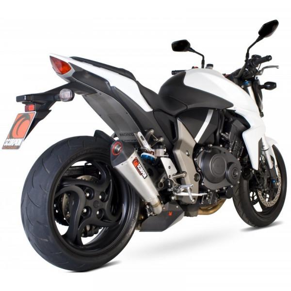 Scorpion Serket Auspuff Honda CB 1000 R 2008-2017