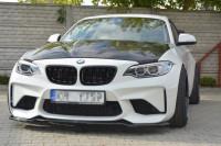 Front Ansatz Für BMW M2 (F87) COUPÉ Carbon Look