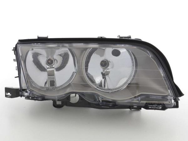 Verschleißteile Scheinwerfer rechts BMW 3er Limo/Touring (Typ E46)