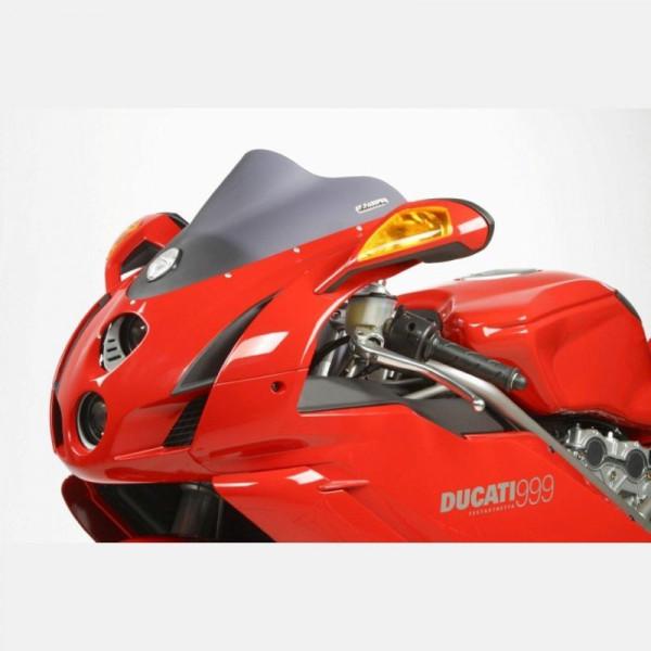 Fabbri Double Bubble S Verkleidungsscheibe Ducati 749 999 03-04