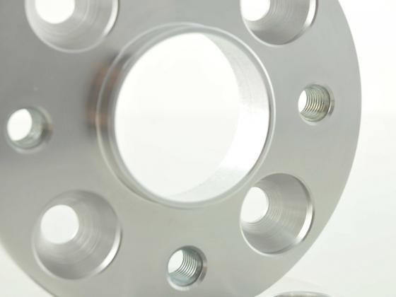 Spurverbreiterung Distanzscheibe System B+ 40 mm Daewoo Nubira J100