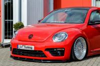 Cup Frontspoilerlippe für VW Beetle Typ 16 5C R-Line ab Bj.2017- Ausführung: Matt schwarz