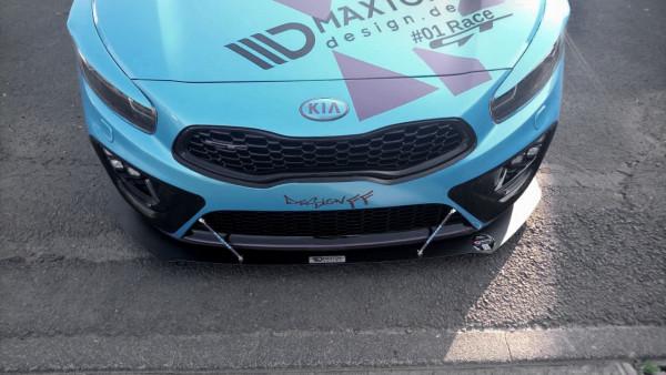 """Racing Front Ansatz Passend Für Passend Für KIA CEE""""D GT MK.2"""