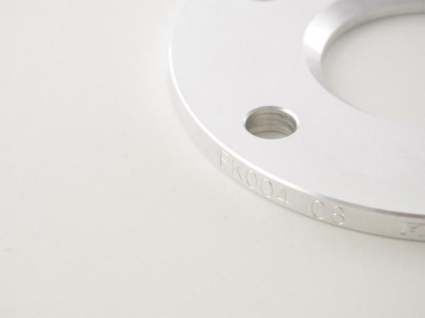 Spurverbreiterung Distanzscheibe System A 16 mm Fiat Scudo