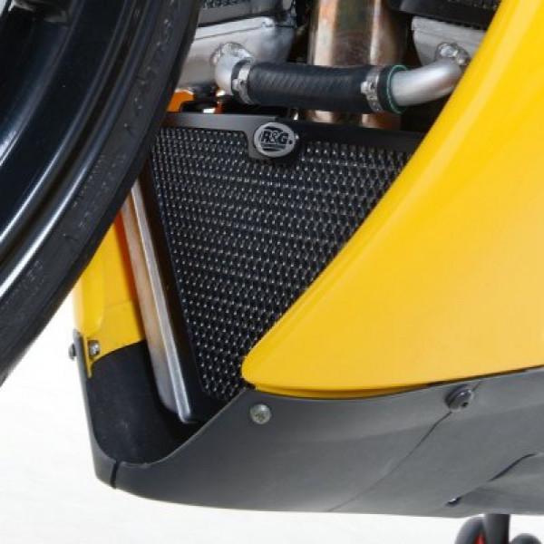 R&G Racing Kühlergitter Ölkühler EBR 1190 RX / SX 2014-