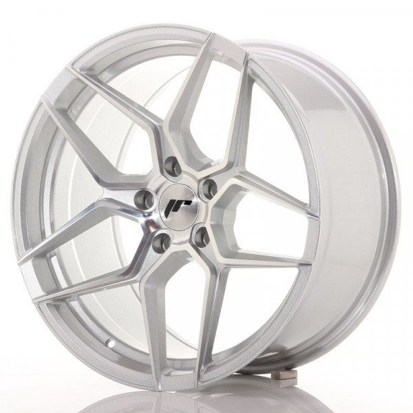 JR Wheels JR34 19x9,5 ET40 5x112 Silver Machined