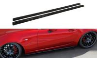 Seitenschweller Ansatz Passend Für Mazda MX-5 IV Schwarz Matt