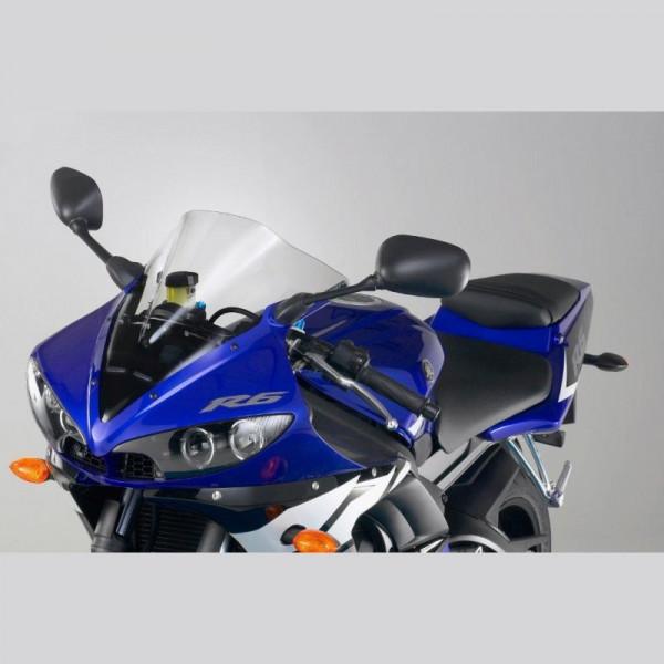 Fabbri Bubble Verkleidungsscheibe Yamaha YZF R6 2003-2005