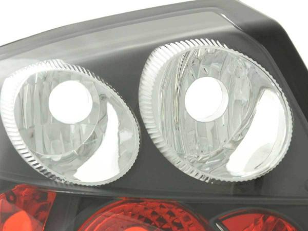 Rückleuchten Set Audi A4 Limo Typ 8E Bj. 01-04 schwarz