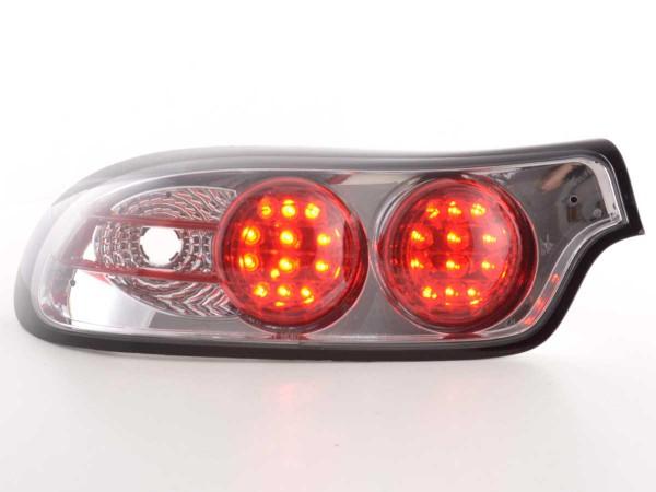 Led Rückleuchten Mazda RX7 Typ FD Bj. 92-02 chrom