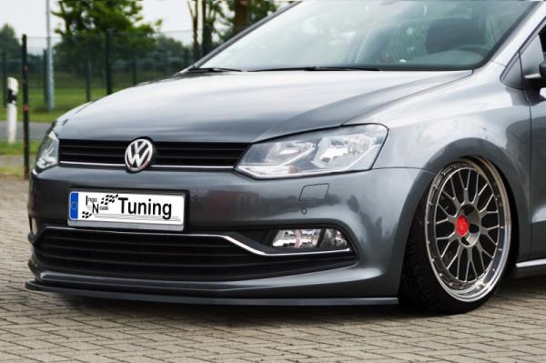 Cup Frontspoilerlippe für VW Polo 5 6C Bj. ab.2014-