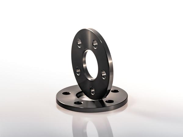 Spurverbreiterung Distanzscheibe System A 5 mm pro Rad Skoda Octavia 2 (1Z)