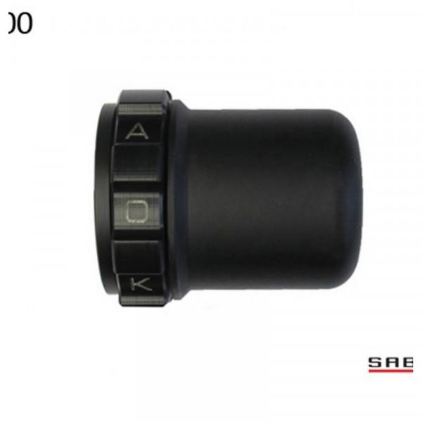 """Kaoko Gasgriff-Arretierung """"Drive Control"""" für SUZUKI GSX1300R/1400RHayabusa , GSXF650 , GSXF750/GSX"""