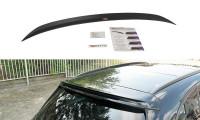 Spoiler CAP Passend Für Mercedes C-Klasse S205 63 AMG Kombi Schwarz Hochglanz