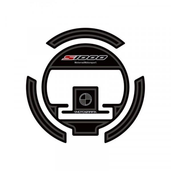 Motografix Tankdeckel Protektor BMW S1000RR 2009-2018 BGC001K
