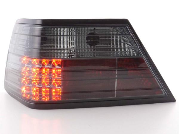 LED Rückleuchten Set Mercedes E-Klasse Typ W124 Bj. 85-96 schwarz