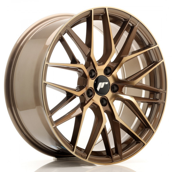 JR Wheels JR28 19x8,5 ET40 5x112 Full Polished