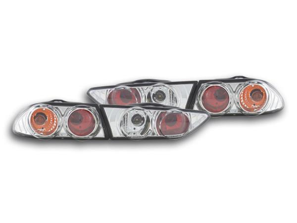 Rückleuchten Set Alfa Romeo 156 Typ 932 Bj. 98-02 chrom