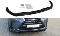 Front Ansatz Passend Für V.1 Lexus NX Mk1 Carbon Look