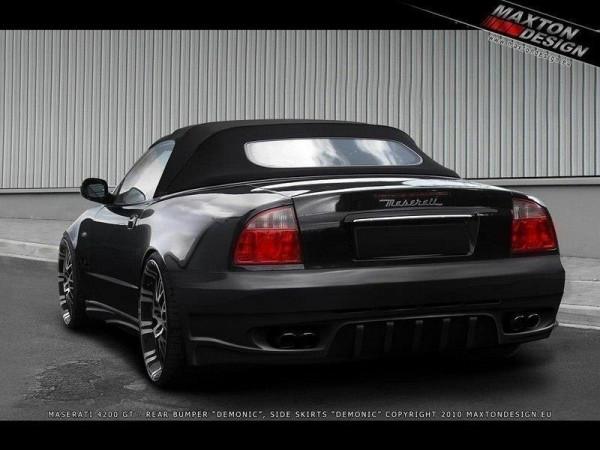 Heckstoßstange MASERATI 4200 GT SPYDER & COUPE
