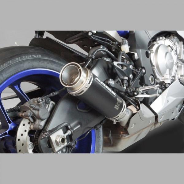 Bodis GPC-RS II Endschalldämpfer Yamaha YZF R1 2015- / MT-10 2016-