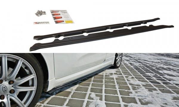 """Seitenschweller Ansatz Passend Für KIA CEE""""D / PRO CEE""""D GT MK2 Carbon Look"""
